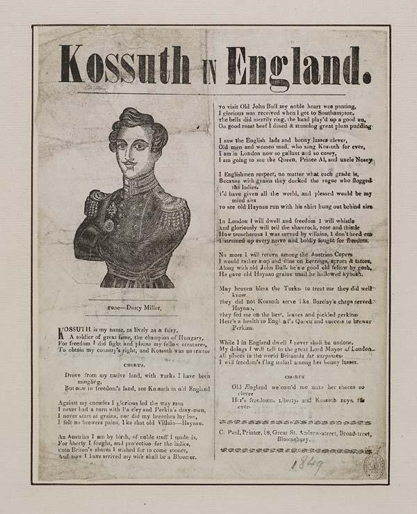 (30) Kossuth in England