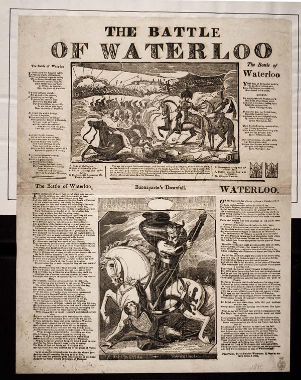(37) Battle of Waterloo