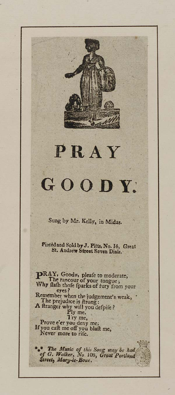 (31) Pray Goody