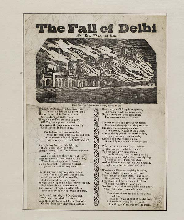(10) Fall of Delhi
