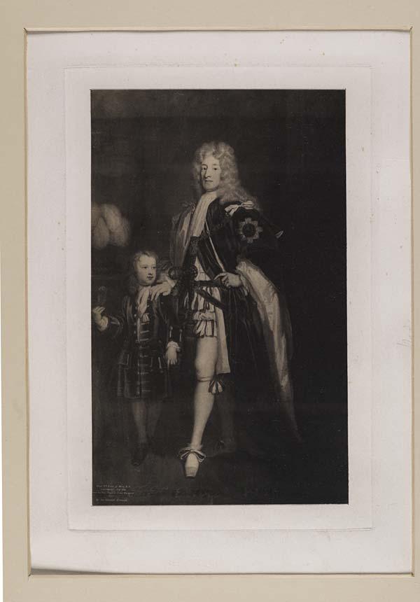 (553) Blaikie.SNPG.3.2 - John, Earl of Mar (1675- 1732)