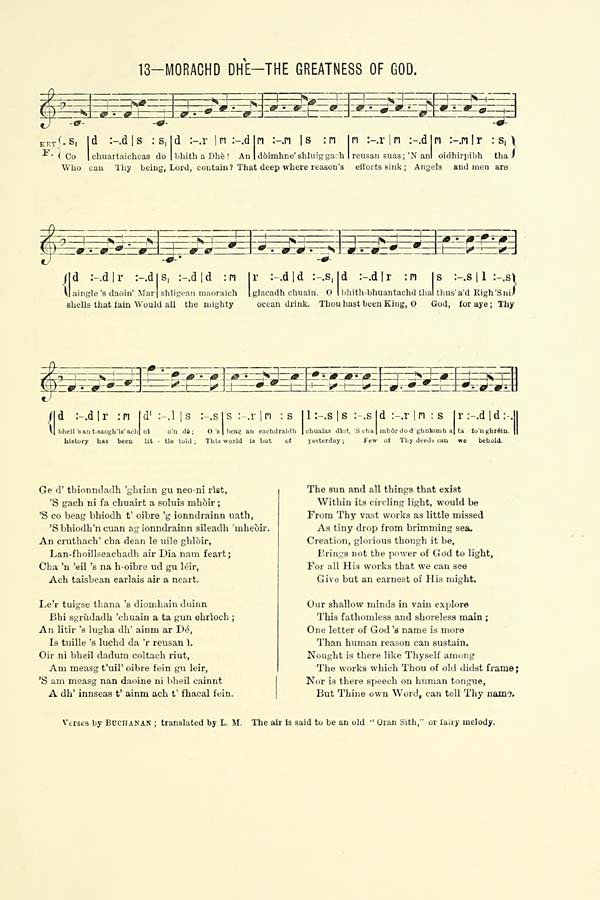 31) - Blair Collection > Songs and hymns of the Scottish