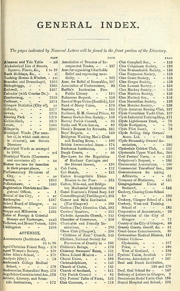 (15) Index -