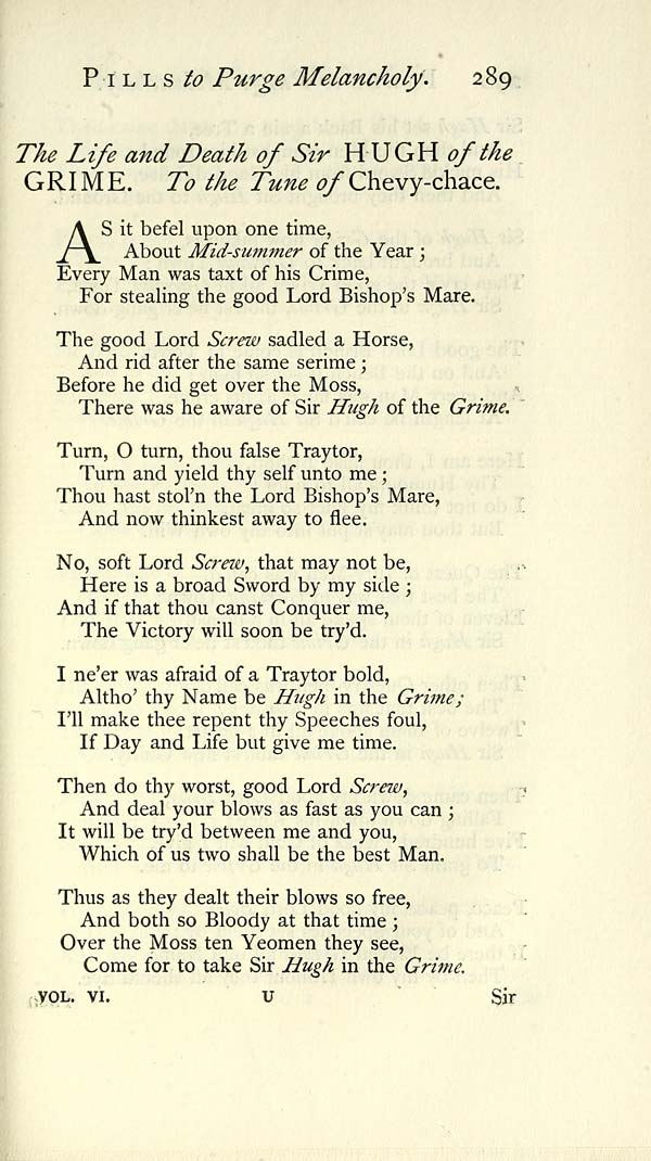 (303) Page 289 - Life and death of Sir Hugh of the grime