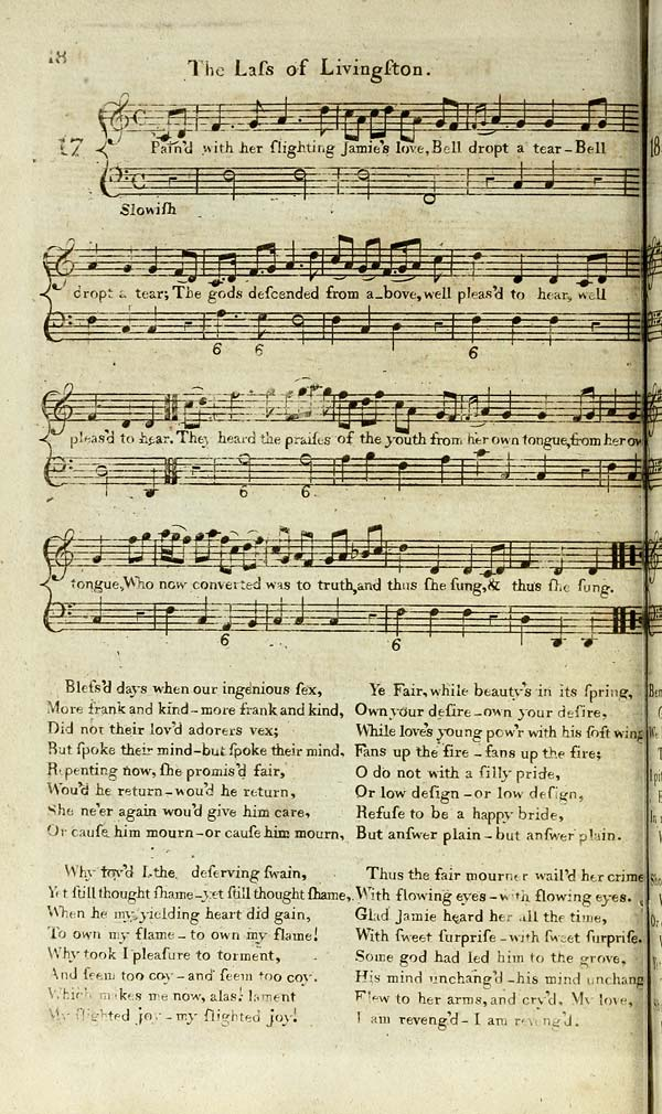 (30) Page 18 - Lass of Livingston