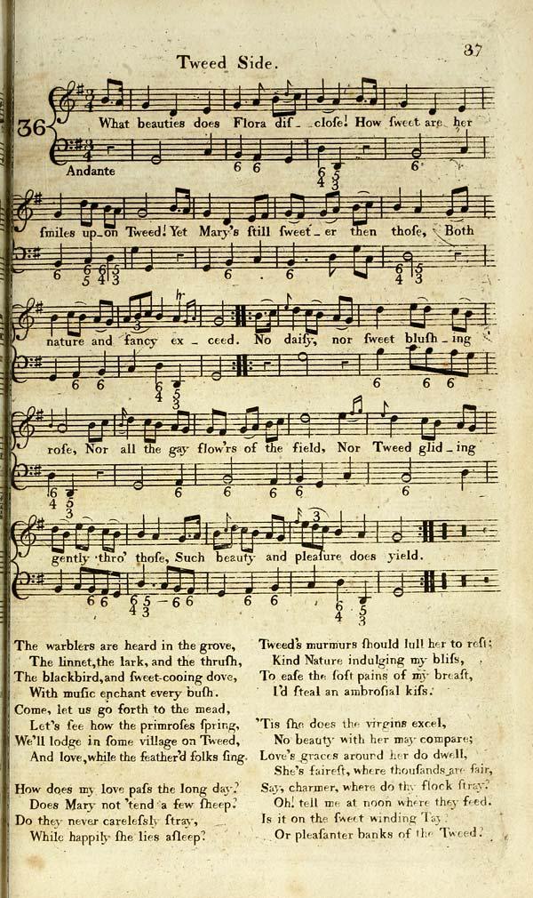 (49) Page 37 - Tweed side