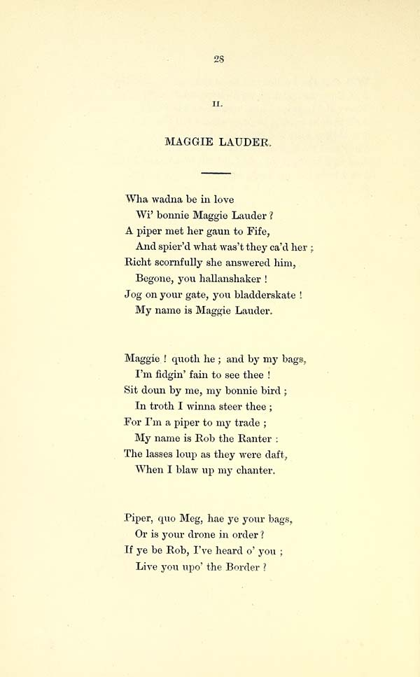 (46) Page 28 - Maggie Lauder