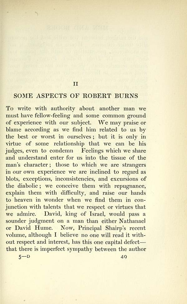 (65) Page 49 - II. Some aspects of Robert Burns