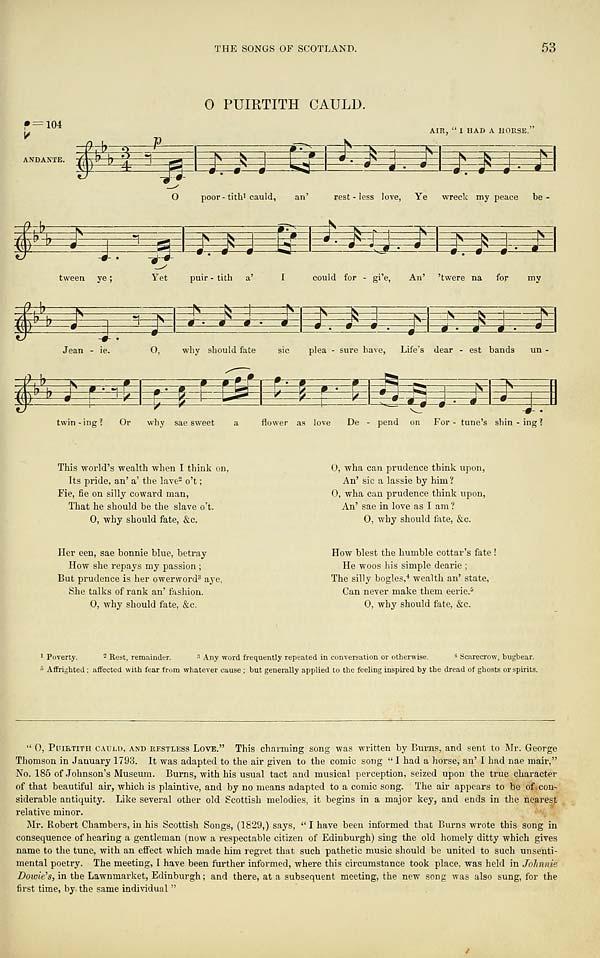 (77) Page 53 - O puirtith cauld