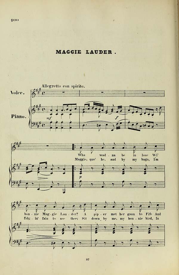 (108) Page 100 - Maggie Lauder
