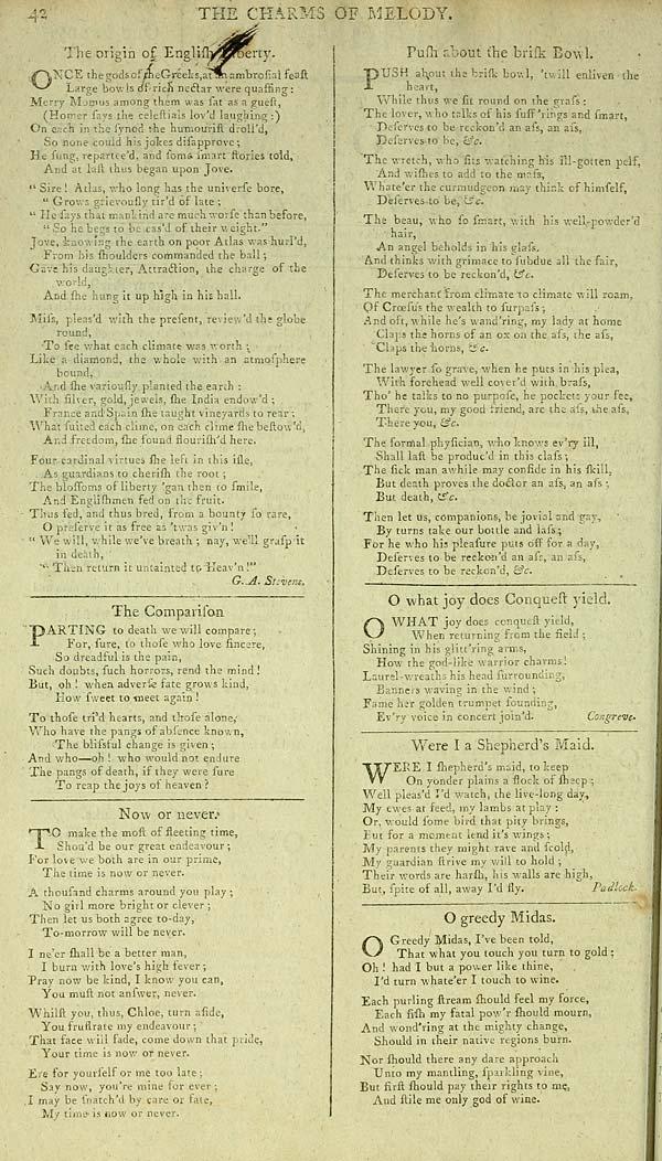 (42) Page 42 - Origin of English liberty