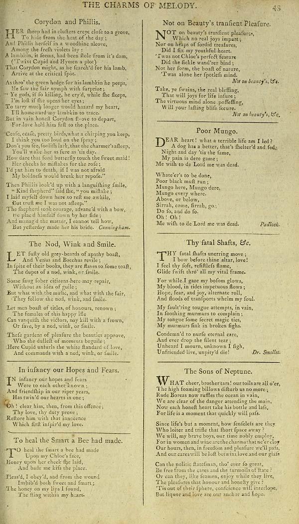 (43) Page 43 - Corydon and Phillis