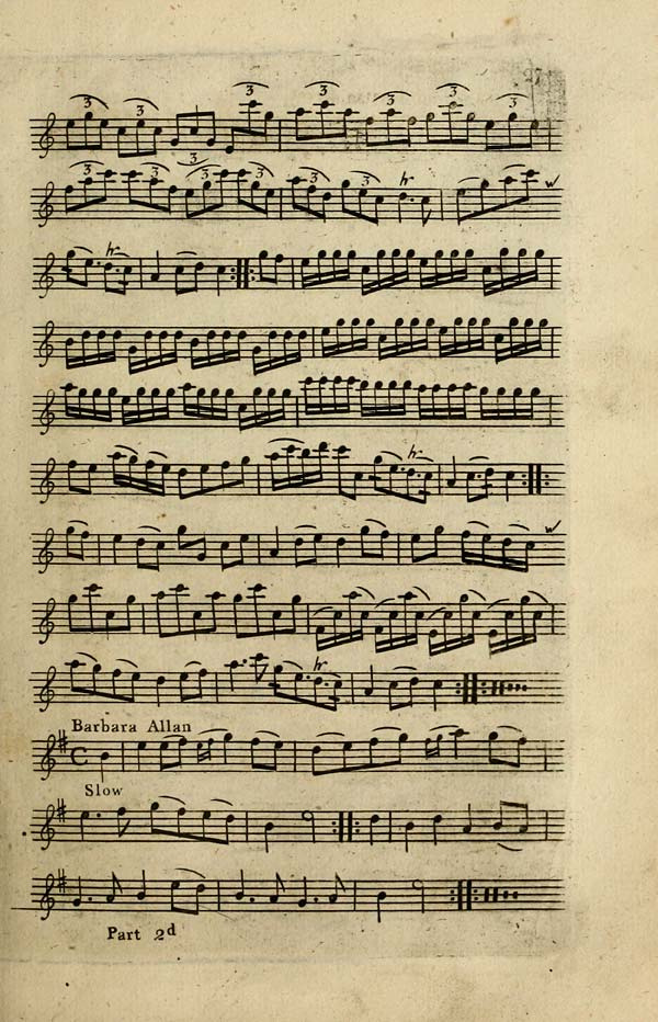 (29) Page 27 - Barbara Allan