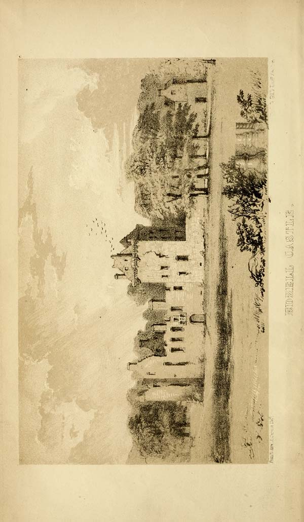 (8) Frontispiece - Edzell Castle