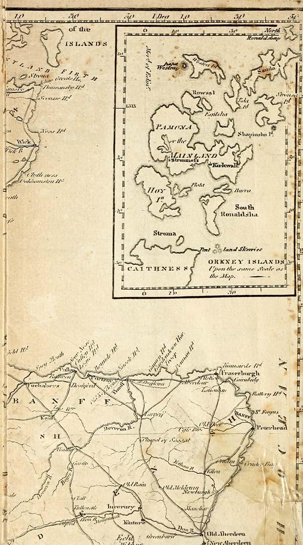(42) Folded map -
