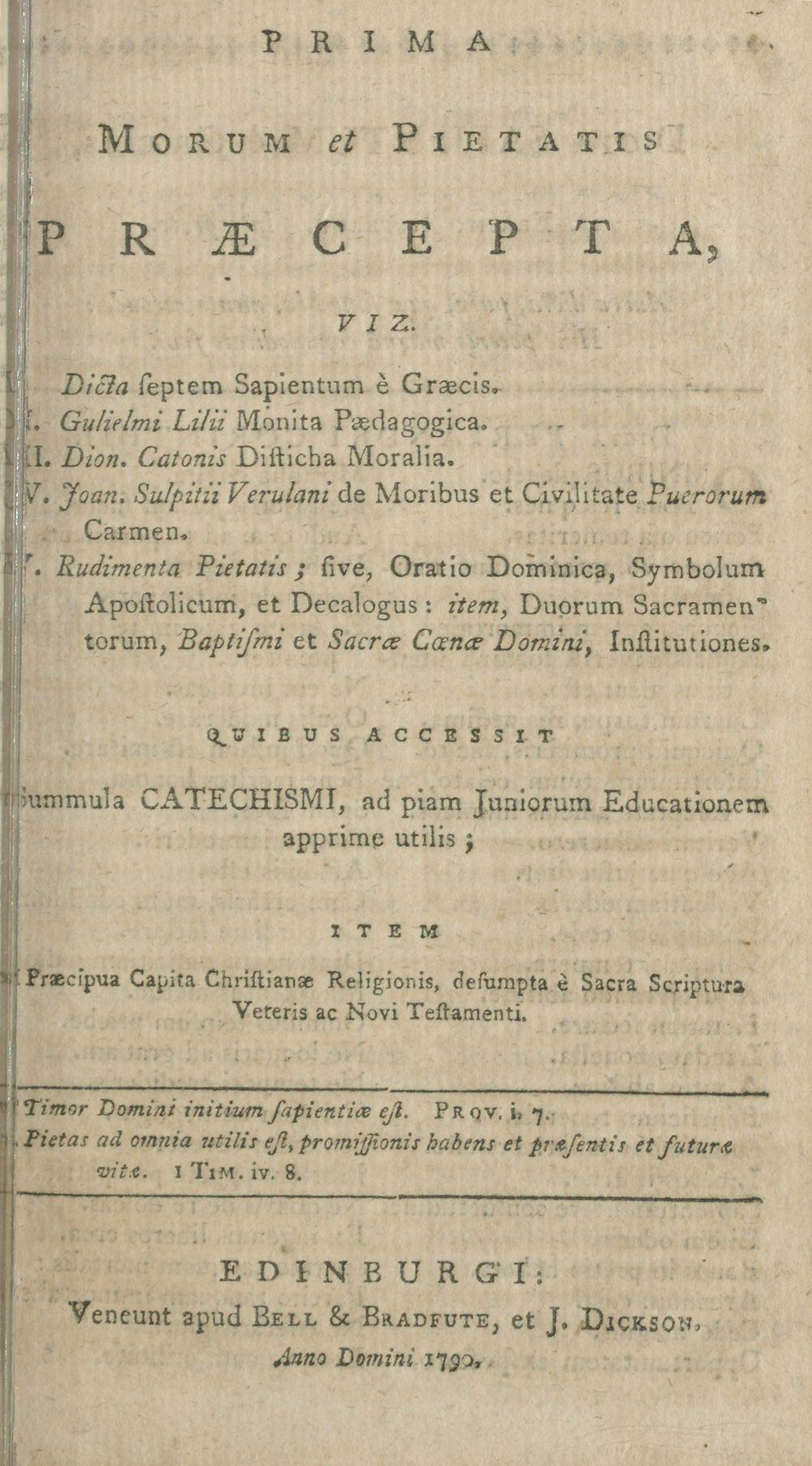 Introduction To Latin Syntaxpdf Careo Portet