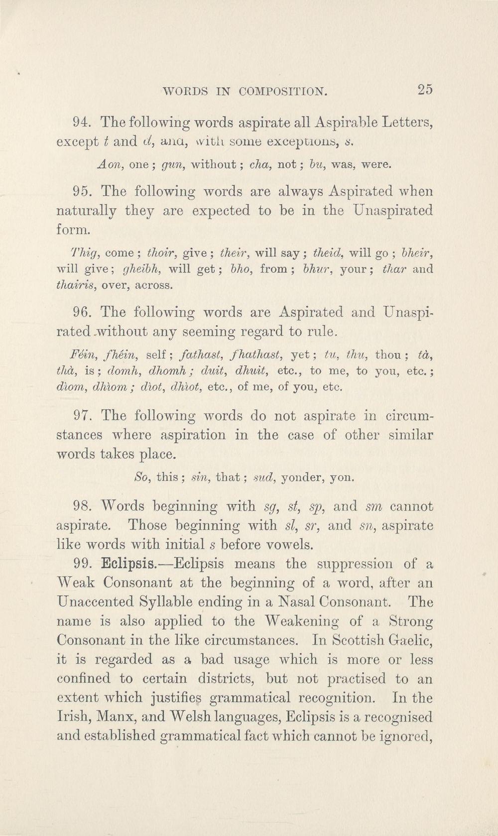 29) - An Comunn Gàidhealach Publications > Scottish Gaelic