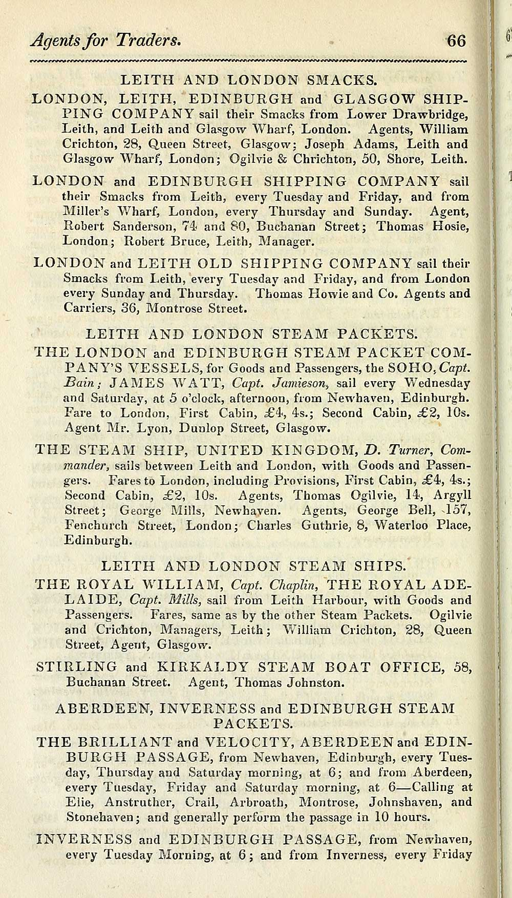 394) - Towns > Glasgow > 1828-1912 - Post-Office annual