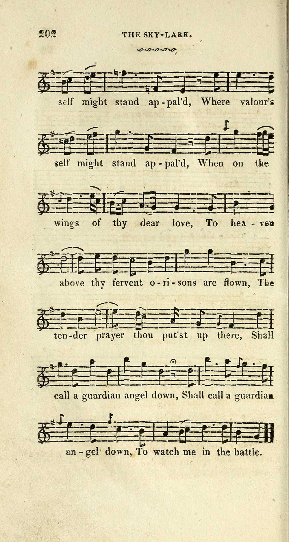 220) Page 202 - Glen Collection of printed music > Printed music