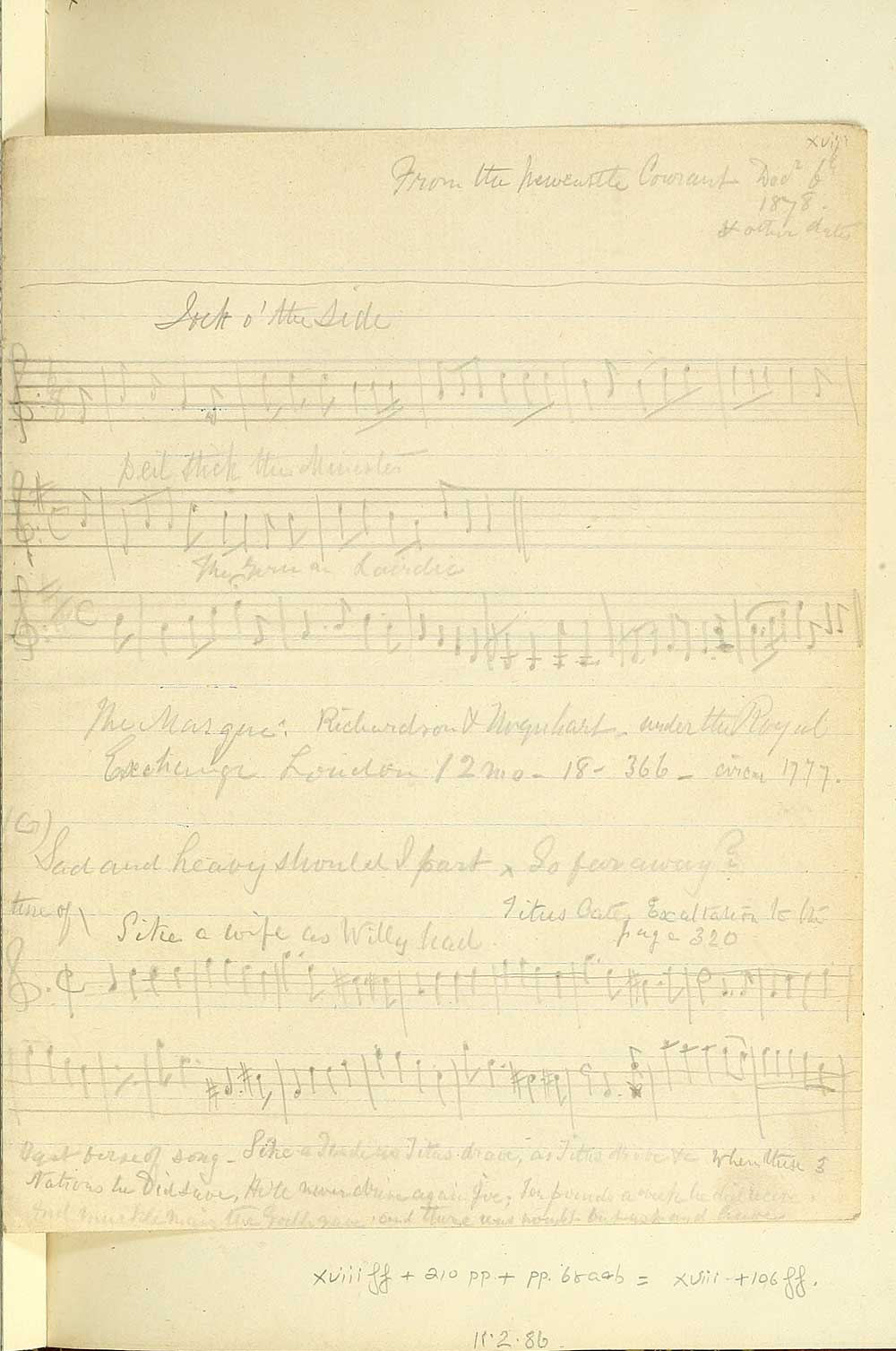 253) [Page 231] - Glen Collection of printed music