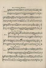 Page 4Miss Mathew's Minuet -- Cry of Gallen -- Kate Hualahan