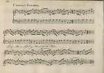 Page 30Comely Garden -- Lady Mary Lesley's minuet for the Flute