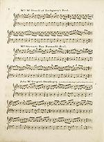 Page 8Mrs. Mc. Donell of Lochgarry's reel -- Mrs. Stewart, Bun Rannoch's reel -- John Mc. Gregor's strathspey