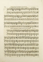 Page 18Gaelic Society of Perth or John Stewart Esq. of Garth's favorite strathspey -- Miss Stewart of Ederadeynat's jigg