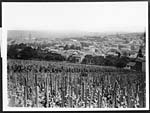 D.2780View of Epernay of wine fame which the Germans are bombing and shelling