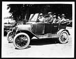 C.1849Y.M.C.A. car full of beauty