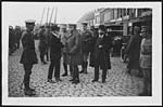 D.2126Sir Douglas Haig saying goodbye to the President of Portugal - the latter is making a visit to the Portuguese Expeditionary Force in France