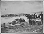 X.25018Canadian Corps heavy artillery in action