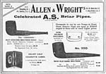 Page 37Allen and Wright's celebrated A.S. briar pipes