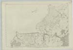 Ordnance Survey Six-inch To The Mile, Aberdeenshire, Sheet Xvi (with Inset Of Sheet Xvia)