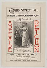 Miss Adelaide Detchon