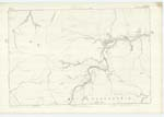 Ordnance Survey Six-inch To The Mile, Nairnshire, Sheet X
