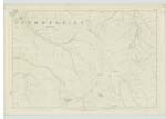 Ordnance Survey Six-inch To The Mile, Peebles-shire, Sheet Xx