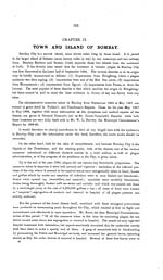 Page 125Chapter IV - Town and island of Bombay