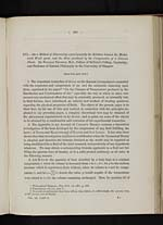 On a method of discovering experimentally the relation between the mechanical work spent, and the heat produced by the compression of a gaseous fluid - Page  289