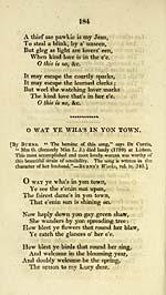 Page 184O wat ye wha's in yon town