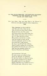 Page 30On the stone erected, and epitaph inscribed therbon, to the memory of James Algie and John Park