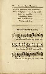 Page 210Highland laddie